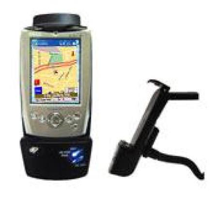 GPS Cradle + PDA