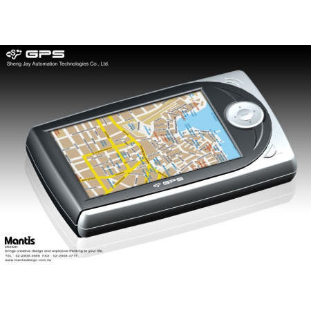 Portable 7 inch GPS Navigator (Портативный 7-дюймовый GPS-навигатор)