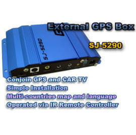 External GPS Box
