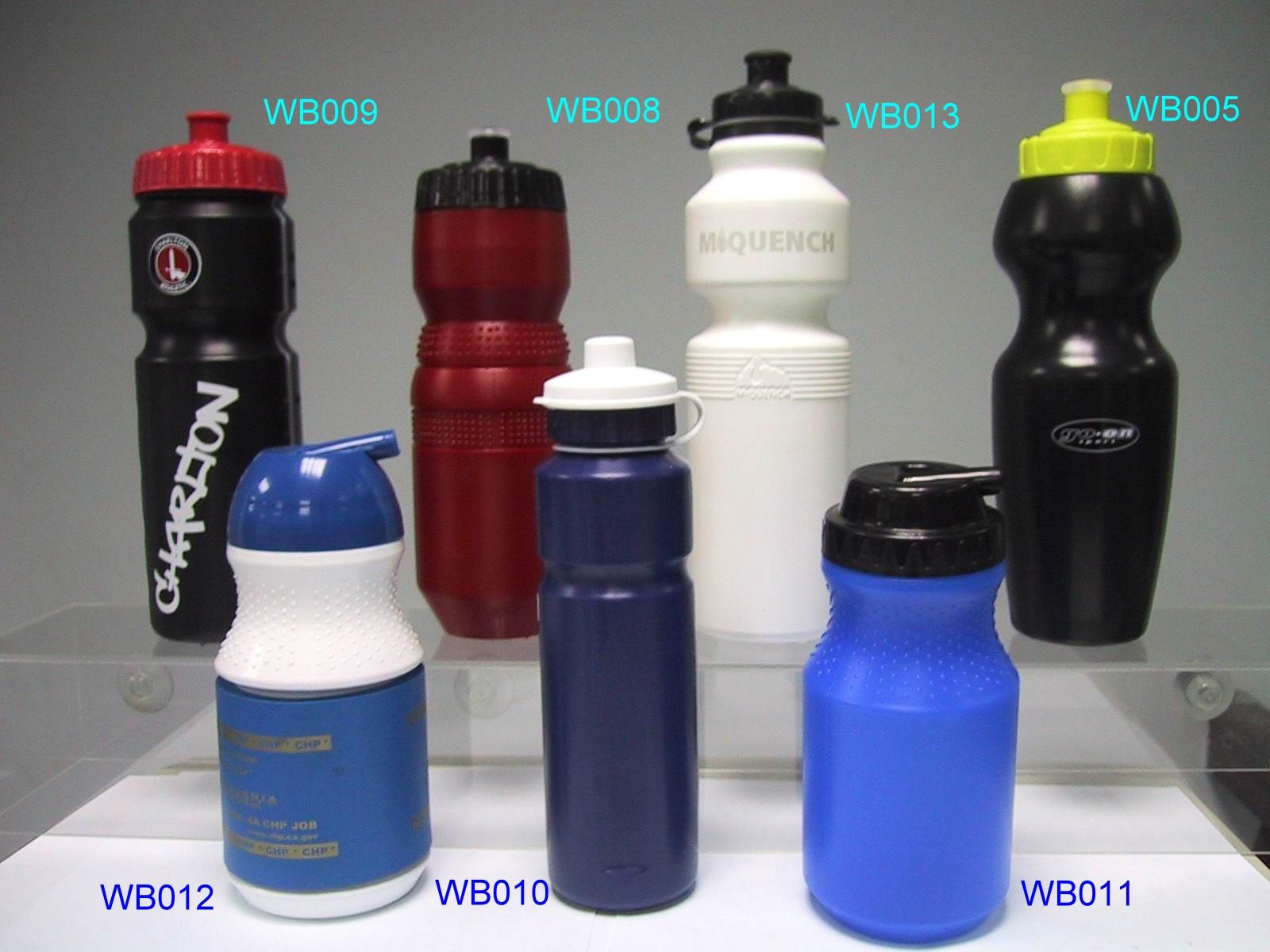 PE bottle (ПЭ бутылки)