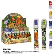 RLOC05 Tarzan Rocket Eraser (RLOC05 Тарзан ракетного Ластик)