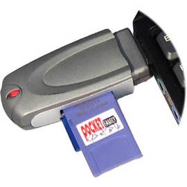 USB2.0 5-in-1 Card Reader with Flash Memory (USB2.0 5-в  Card Reader с флэш-памятью)