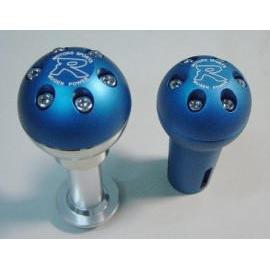 Automatic knob with six sockets