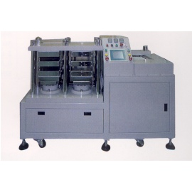Compact stand alone machine for Plastic and Contact-less card manufacturing