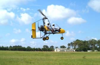 Explorer Gyrocopter Gyroplane Helicopter (Explorer Gyrocopter Автожир Вертолеты)