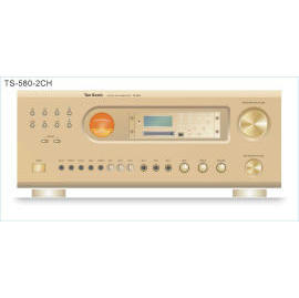 High Power Digital Echo Stereo Amplifier