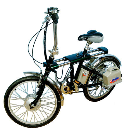 D.I.Y. Electric Bike