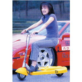 Electric Mini Scooter (Электрическая мини Scooter)
