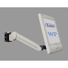 LCD Monitor Arm, wall mount, TV arm, swivel arm, flat panel arm, furniture (LCD Monitor Arm, Wandhalterung, TV-Arm, Schwenkarm, Flat-Panel-Arm-, Möbel -)