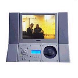 15`` Multi-Media System (LCD TV/Monitor+DVD/MP3 Player)