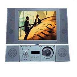 20`` Multi-Media System (LCD TV/Monitor+DVD/MP3 Player)