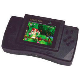 Game Axe - Hand Held Game Console