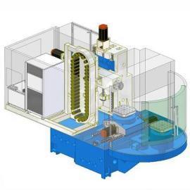high speed horizontal machining center (высокоскоростной горизонтальный обрабатывающий центр)