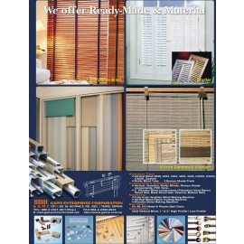 Window Covering Products (Окно Покрытие продукты)