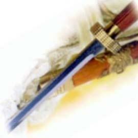 Ten Famous Swords Series-Dan Feng Sword
