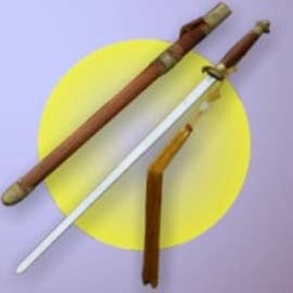 Ten Famous Swords Series-Kun Wu Sword