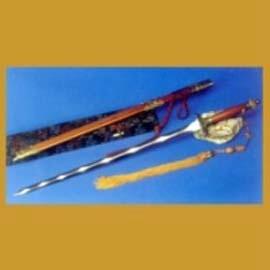 Ten Famous Swords Series-Seven Star Fu Mover Sword