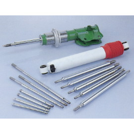 Hollow piston rods for adjustable shock absorbers shock absorber part (Полые штоки для регулируемых амортизаторов части амортизатора)