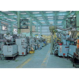 Self centering grinding machine
