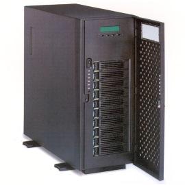 A flexible,integrated storage subsystem enclosure (A flexible, intégrée sous-système de stockage enceinte)