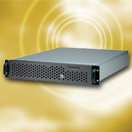 2U SCSI IDE Rack Server