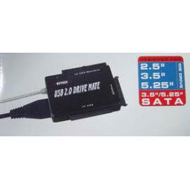 300, USB2.0 to IDE/SATA Adapter Kit (300, USB2.0 для IDE / SATA Adapter Kit)
