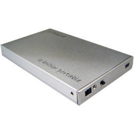 1-button backup USB2.0 2.5`` HDD External Enclosure (1-кнопка резервного USB2.0 2.5``HDD External Добавление)