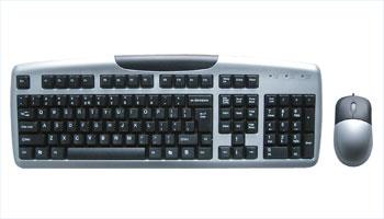 keyboard and Optical mouse kit (клавиатура и оптическая мышь комплекта)