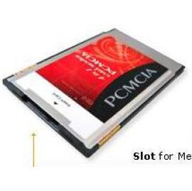 PCMCIA Card Reader (PCMCIA Card Reader)