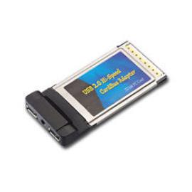 USB2.0 2/4 Port CardBus (USB2.0 2 / 4 порта CardBus)