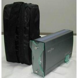 Hard Disk Enclosure (w/blower fan and partable bag) (Добавление жесткого диска (без вентилятора и partable мешок))