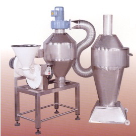 RAW COFFEE BEAN DE-SHELLING MACHINE