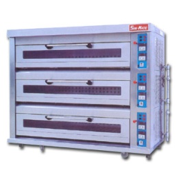 Propane (coal gas) layer-furnace (Пропан (угольный газ) слоя печь)