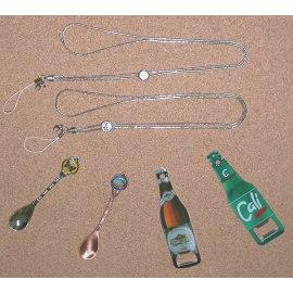 Opener / Metal Halsband / Spoon (Opener / Metal Halsband / Spoon)