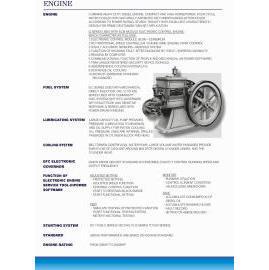 Cummins Diesel Engine Beschreiben (Cummins Diesel Engine Beschreiben)