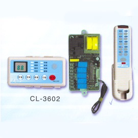 Remote Controller - Air Conditioner (split-type & flow fan) (Пульт дистанционного управления - Кондиционер (сплит-типа & вентилятор))