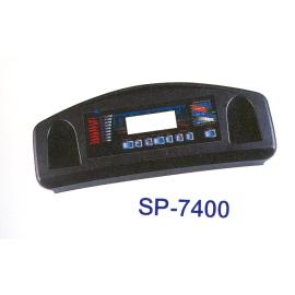 Treadmill - Control Panel (Бегущая - Панель управления)