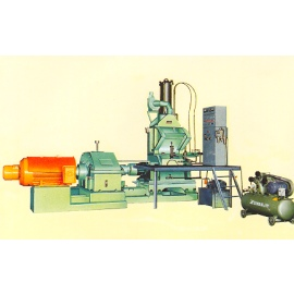 RUBBER PROCESSING MACHINER