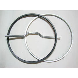 bicycle, aluminum alloy component (велосипеда, алюминиевый сплав компонента)