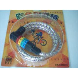 colored laser steel rope for multi-purpose use: lock (Веревка цветная лазерная стали для многоцелевого использования: Блокировка)