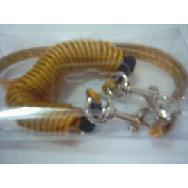 dog pvc leash