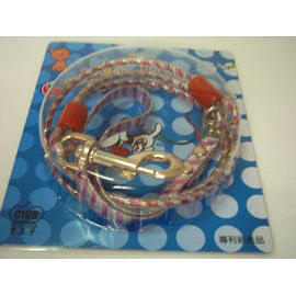 PVC leash