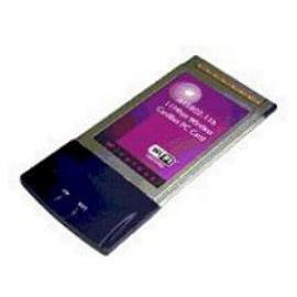 802.11b WLAN PCMCIA CardBus