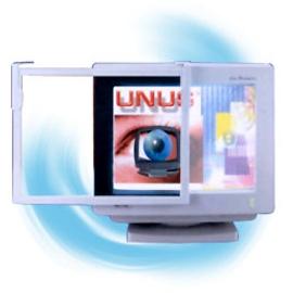CRT Screen (Экранный дисплей)