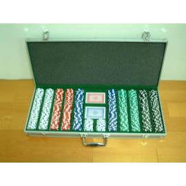 aluminum case chip set