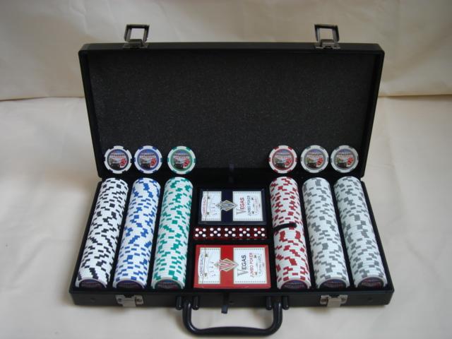 black aluminum case chip set (черный алюминиевый корпус чипа набор)