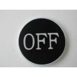 on/off button for poker games (кнопка включения / выключения по игре в покер)
