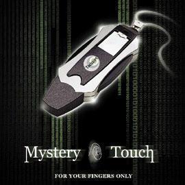 FingerPrinter plus Pen Drive