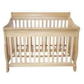 4 In 1 Wood Crib
