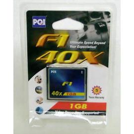 PQI CF Card